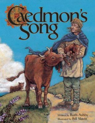 Caedmons Song Book By Ruth Ashby