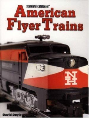 Standard Catalog Of American Flyer Book By David Doyle