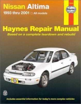 Nissan Altima : 1993 2001