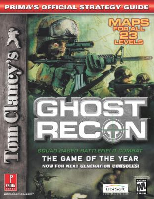 Paperback Tom Clancy's Ghost Recon : Prima's Official Strategy Guide Book
