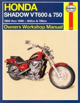 haynes honda shadow 600 and 750 1991 book by john harold haynes rh thriftbooks com manual honda shadow 750 aero manual honda shadow 750 aero