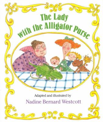 Lady with the Alligator Purse (0833560271 9722858) photo