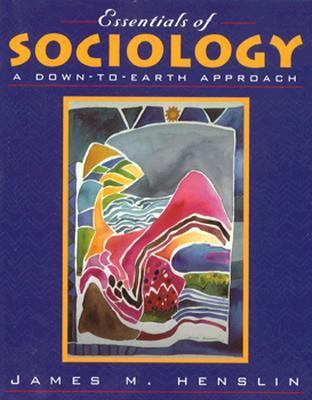 The Essentials Of Sociological Book By James M Henslin