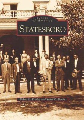 Statesboro - Book  of the Images of America: Georgia
