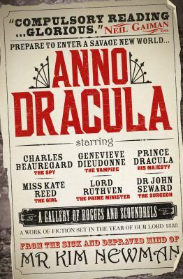 Anno Dracula 0857680838 Book Cover