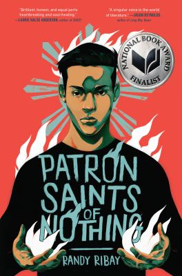 Hardcover Patron Saints of Nothing Book