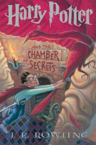 Harry Potter and the Chamber of Secrets - Book #2 of the Harry Potter