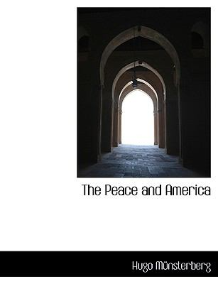 Paperback The Peace and Americ [Large Print] Book
