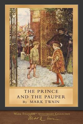 The Prince and the Pauper: Original Illustrations 1948132117 Book Cover