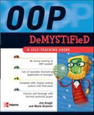 OOP Demystified Book By Jim Keogh