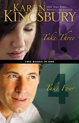 Take Three / Take Four - Book  of the Above the Line