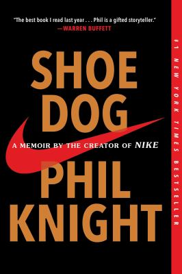 Paperback Shoe Dog : A Memoir by the Creator of Nike Book