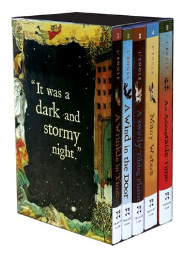 The Wrinkle in Time Quintet - Digest Size Boxed Set - Book  of the Time Quintet