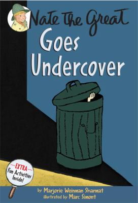 Nate the Great Goes Undercover - Book #2 of the Nate the Great