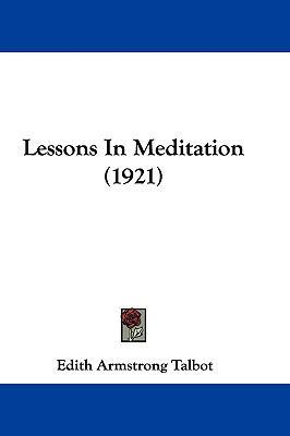 Hardcover Lessons in Meditation Book