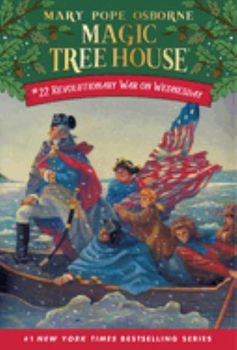 Paperback Revolutionary War on Wednesday : Magic Tree House Book