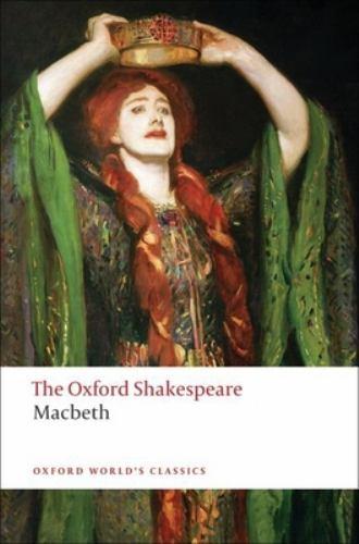 The Oxford Shakespeare : Macbeth B00BG6PES0 Book Cover