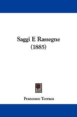 Hardcover Saggi E Rassegne Book