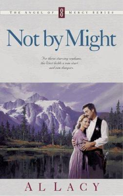 Paperback Not by Might Book