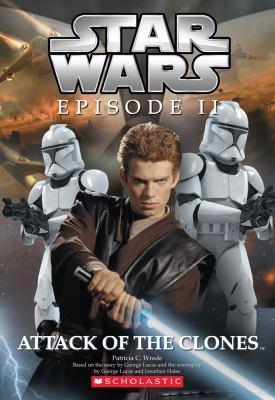 Star Wars, Episode II - Attack of the Clones (Junior Novelization) - Book  of the Star Wars Legends