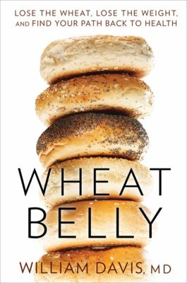 Paperback Wheat Belly Book