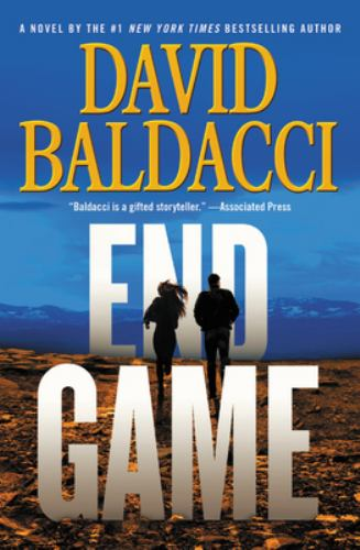 Paperback End Game Book