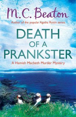Death of a Prankster (Hamish Macbeth 07) 1472105265 Book Cover