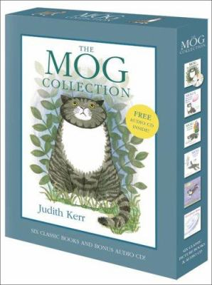 Mog Collection (Books & Audio CD) - Book  of the Mog the Forgetful Cat