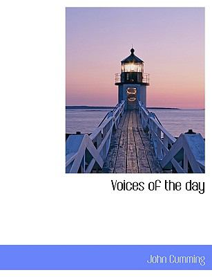 Paperback Voices of the Day Book