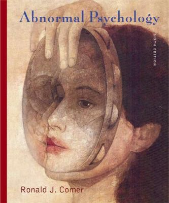 Abnormal Psychology Book By Ronald J Comer
