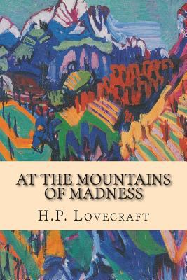 At The Mountains of Madness 1500270903 Book Cover