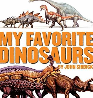 My Favorite Dinosaurs Book By Ruth Ashby