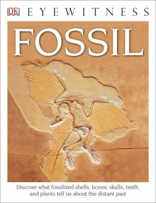 Fossils - Book  of the DK Eyewitness Books