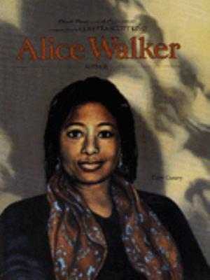 Alice Walker : Author - Tony Gentry