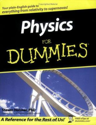 The cover of Physics for Dummies