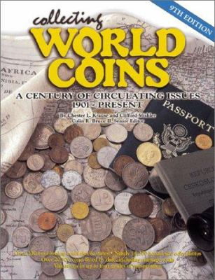 Collecting World Coins A Century Of Book By Clifford Mishler