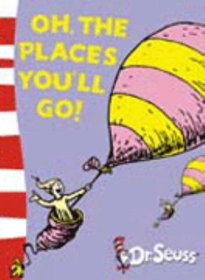 Paperback Oh, the Places You'll Go! Book