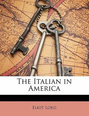 Paperback The Italian in Americ Book