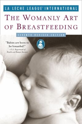 Paperback The Womanly Art of Breastfeeding Book