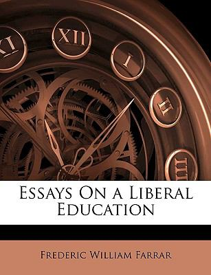 Paperback Essays on a Liberal Education Book