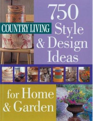 Merveilleux Country Living : 750 Style And Design Ideas... By Country Living Magazine