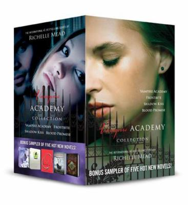 Vampire Academy Box Set - Book  of the Vampire Academy
