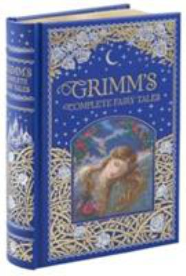 Grimm's Complete Fairy Tales 1435158113 Book Cover