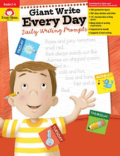 Giant Write Every Day book by Jill Norris