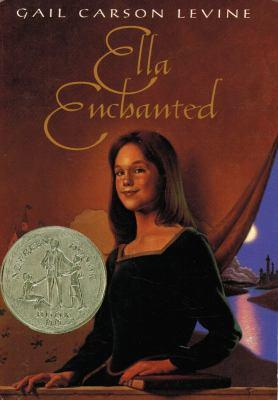 Paperback Ella Enchanted Book