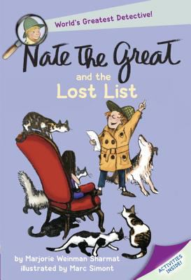 Nate The Great And The Lost List (Nate The Great) - Book #3 of the Nate the Great