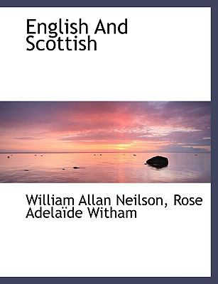 Paperback English and Scottish Book