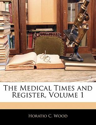Paperback The Medical Times and Register Book