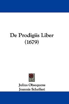 Hardcover De Prodigiis Liber Book