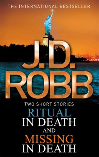 Paperback Ritual in Death/Missing in Death [Paperback] [Mar 07, 2013] J. D. Robb Book